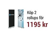Sveriges billigaste rollups